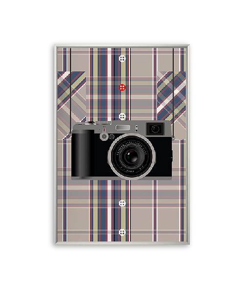 Pineapple Design Limited - Poster - Camera