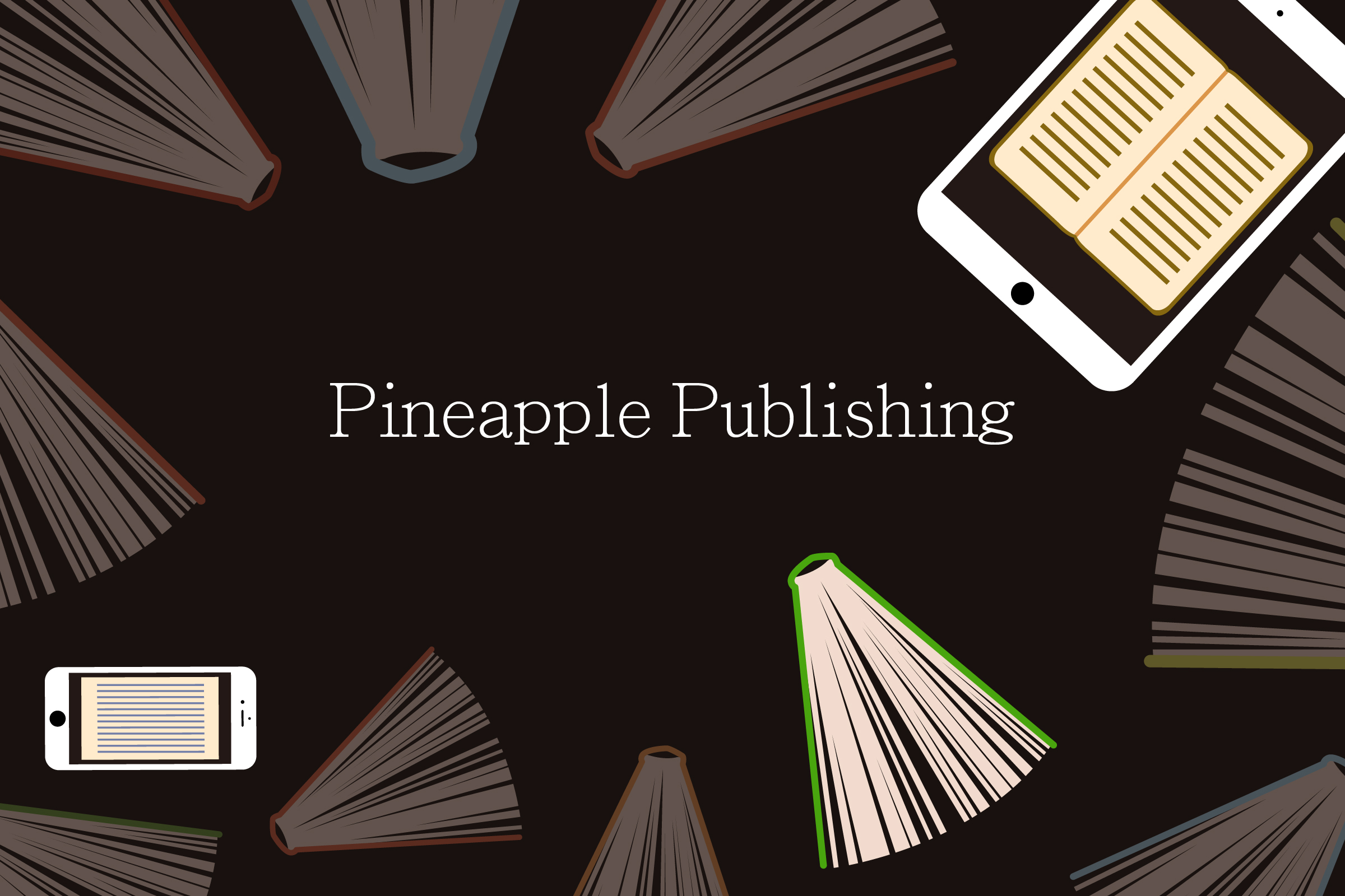 Pineapple Design Publishing Team
